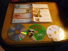 Marley  Me/Firehouse Dog/Because of Winn-Dixie (DVD, 2010, Canadian)