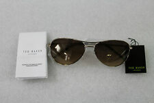 e1f8d1ceff5096 Ted Baker Sunglasses Tb1166 402m 57 Carter Men Gold