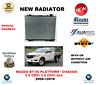 FOR MAZDA BT 50 PLATFORM CD UN 2.5 CDVi 3.0 cdvi 4x4 2006->2016 NEW RADIATOR