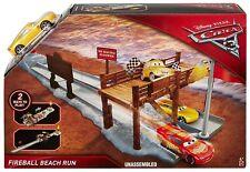 NEW! Disney Pixar Cars 3 Fireball Beach Run Playset (DVT47)