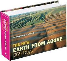 The New Earth From Above: 365 Days by Arthus-Bertrand, Yann