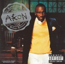 AKON - KONVICTED [CD/DVD] [PA] [LIMITED] (NEW CD)