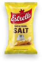 ESTRELLA Salted Potato Chips 140g 4.94oz
