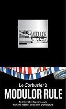 LE CORBUSIER MODULOR RULE - LE CORBUSIER (COR)