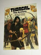 Ink Publishing THORGAL 2 THE ARCHERS Rosinki-Van Hamme HC Hardcover