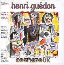 HENRI GUEDON-COSMOZOUK PERCUSSION-JAPAN MINI LP CD F56