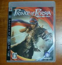 Prince of Persia PLAYSTATION 3 PS3 **JAPANESE JPN**  **US SELLER**