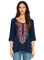 Johnny Was Olivia Blouse - C16318