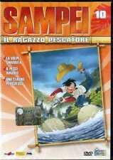 dvd SAMPEI Il ragazzo pescatore HOBBY & WORK numero 10