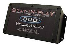 RV SMI Brake 99251 Stay-IN-Play Duo Braking System with Break-Away