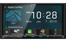 """Kenwood excelon DDX8906S 6.95"""" DVD Touchscreen w/ Apple CarPlay & Android Auto"""
