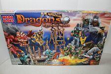 Mega Bloks Dragons Krystal Wars 9891 Vorgans Stronghold