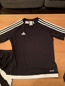 Adidas Football Top & Shorts Child