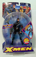 Marvel X-Men Classics Stealth Cyclops with Light Up Visor and Cannon New
