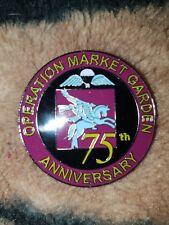Parachute Regiment Airborne Forces Arnhem Para wings Pegasus 75th pin badge