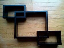 3 Piece interlocking Wall Shelves _ Sale