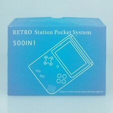 Retro Station Pocket System 500IN1 Yellow