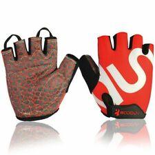Glove Bike Sponge Pad Bicycle Men Outdoor Cycling Sport Gloves Half Finger