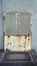 Wide Door Antique Forged Iron