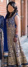 Unique Wedding Reception Dress, Bridal Wedding Reception Outfit, Wedding Lehenga