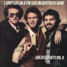 Larry Gatlin & the Gatlin Brothe: Greatest Hits, Vol 2  Audio Cassette