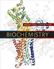 Biochemistry by Garrett, 4th Edition (PDF, eBOOK)