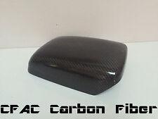 CFAC Carbon Fiber Kevlar Hybrid Armrest Lid Cover FOR 12 - 16 Ford Focus