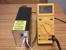BERTAN 602C-15N LOW RIPPLE HIGH VOLTAGE NEG. POLARITY POWER SUPPLY 1500V 10mA