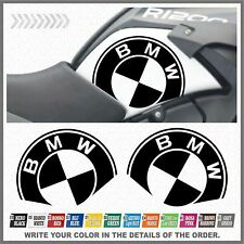 2x BMW R1200GS ADVENTURE 08-13 Black ADESIVI PEGATINA STICKERS AUFKLEBER