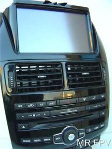 FG ford XR6 ford MK11 MK2 CD radio ICC  FPV G6E G6 GT F6 GT fits MK1 2008-2011