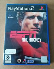 Espn NHL Hockey - Playstation 2 PS2