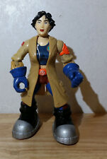 VINTAGE 2002 MAUREEN BIOLOGIST 6in. ACTION FIGURE RESCUE HEROES FISHER-PRICE