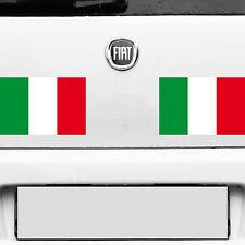 2 Stück 22cm Aufkleber Auto Folie Italia Italien Italy Mod Scooter Vespa Roller