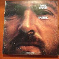 Paul Horn-inside-lp