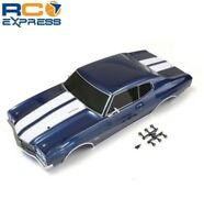 Kyosho Completed Body Set Chevelle Fathom Blue KYOFAB406