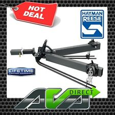 HAYMAN REESE INTERMEDIATE WEIGHT DISTRIBUTION HITCH KIT