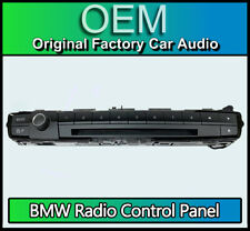 BMW 3 Series radio buttons CD player stereo control panel face F30 F31 headunit