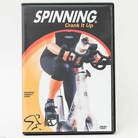 SPINNING Crank it Up Cycling Josh Taylor