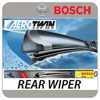 BOSCH AEROTWIN REAR WIPER fits VOLKSWAGEN Golf Plus [Mk1] 01.09->