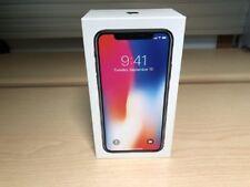 NEW Apple iPhone X 64GB A1901 SPACE GREY (UNLOCKED) APPLE WARRANTY