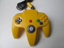 CONTROLLER originale per il Nintendo 64 N64 (giallo)