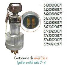 INTER CONTACT A CLE TOYOTA P1080 PIECE DETACHEE CHARIOT ELEVATEUR