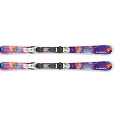 2016 Head Best Friends LR 87cm Jr skis with LRX 4.5 bindings 314165