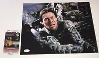 WILLEM DAFOE Signed 11X14 SPIDER-MAN Green Goblin IN PERSON Autograph JSA COA