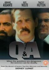 Q&A-DVD-NICK NOLTE-ARMAND ASSANTE-BRAND NEW SEALED