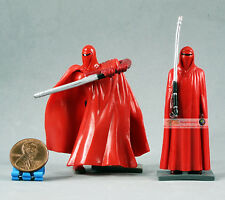 Hasbro Star Wars 1:32 Soldier Figure Sith Emperor's Imperial Guard Set S80-S81