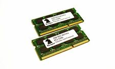 4GB KIT DDR2 667 MHZ PC2 5300 LOW DENSITY 2X2GB SODIMM