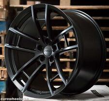 "20"" M392 20x9.5/20x11 Black Wheels Set for Charger Challenger Chrysler 300 SRT"