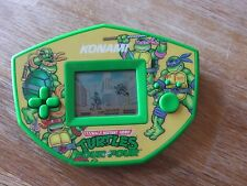 "Lcd game Konami "" Turles Ninja ""  1992 game watch"