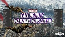 Warzone Cheap And Fast Wins. Same Day READ DESCRIPTION!